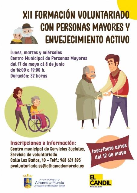 Curso de formación de voluntariado con personas mayores y envejecimiento activo - 2, Foto 2