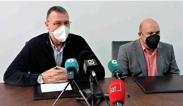 El concejal Francisco Saorín abandona temporalmente sus delegaciones por motivos médicos - 1, Foto 1