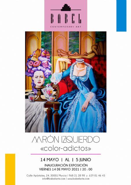 Exposición Color-Adictos de Aarón Izquierdo en Murcia - 1, Foto 1