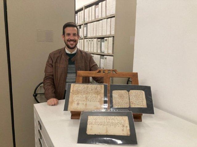 El Archivo Municipal de Mula recupera tres documentos medievales de los reyes Enrique III y Alfonso XI de Castilla - 1, Foto 1
