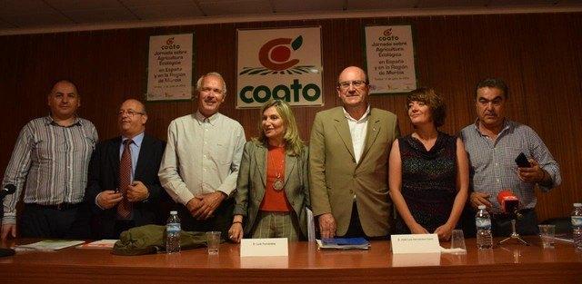 Unánime apoyo político y social a la agricultura ecolócogica en Murcia, Foto 1