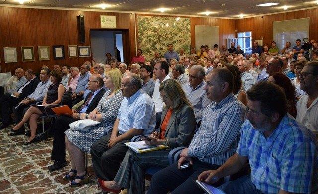 Unánime apoyo político y social a la agricultura ecolócogica en Murcia, Foto 4