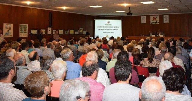 Unánime apoyo político y social a la agricultura ecolócogica en Murcia, Foto 5