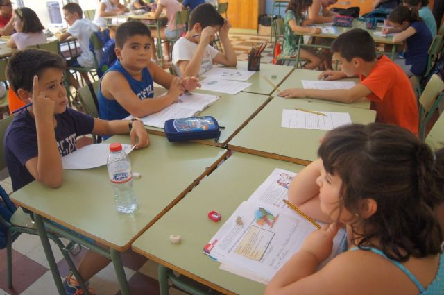 "The program ""Summer Schools' 2018"" will be taught by the Social Collective ""El Candil"" amounting to 5,450 euros, Foto 2"