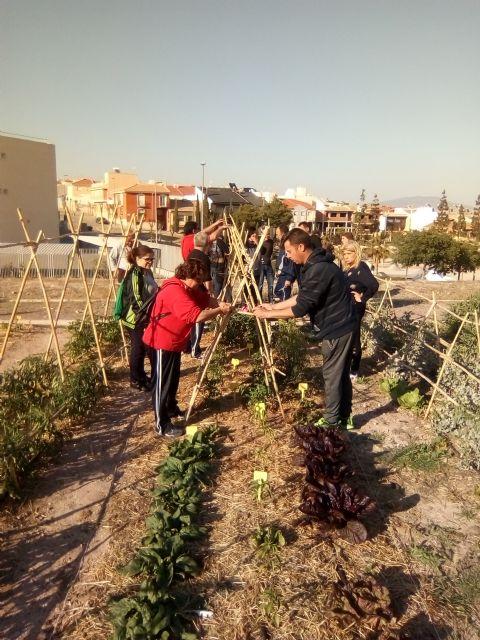 Personas desempleadas de Alhama se forman sobre almacenaje y jardinería, Foto 2