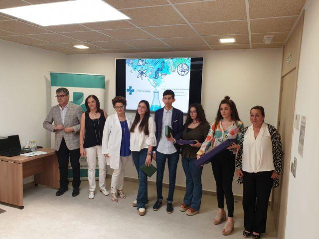 Cuatro alumnos del ros giner premiados por sus trabajos de investigación - 1, Foto 1