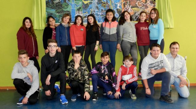 35 Concurso Escolar del Grupo ONCE - 1, Foto 1