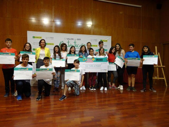 35 Concurso Escolar del Grupo ONCE - 2, Foto 2
