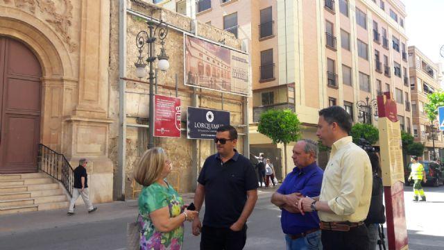 El Ayuntamiento otorga licencia para la rehabilitación integral del Claustro de la Iglesia del Carmen, que permitirá ubicar el Museo del Vía Crucis y abrir una plaza pública - 1, Foto 1