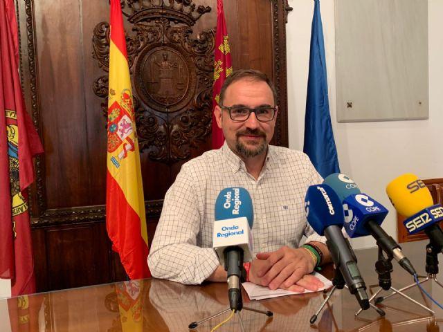 El PSOE vuelve a reclamar la apertura inmediata de salas de estudio 24 horas en Lorca - 1, Foto 1