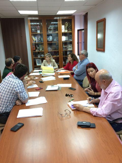 La Junta de Gobierno Local de Molina de Segura adjudica el contrato administrativo para el servicio de bar-cantina situado en el Polideportivo El Romeral - 1, Foto 1