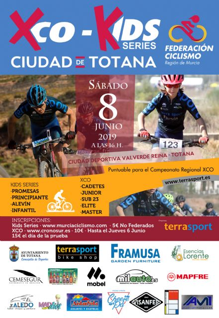 "XCO and Kids Series ""Ciudad de Totana"""