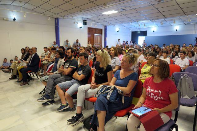Profesores de cinco países europeos visitan Caravaca para clausurar el proyecto 'Erasmus +' coordinado por el colegio Cervantes - 3, Foto 3