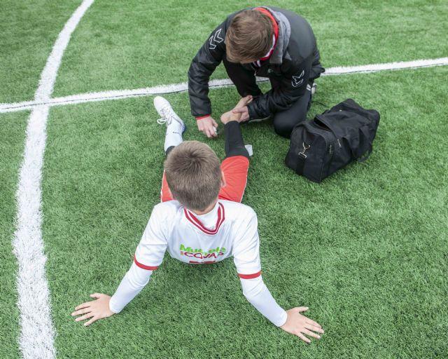 El deporte puede prevenir las lesiones que sufre el 40% de los niños a través del fortalecimiento de huesos y articulaciones - 2, Foto 2