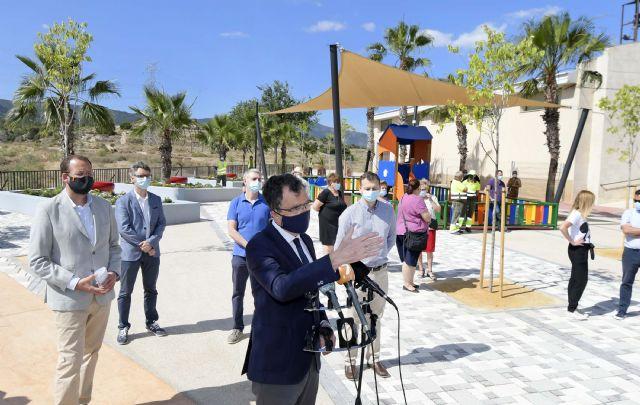 Una inyección de 250.000 euros para la renovación de las zonas verdes y aceras de Sangonera La Verde - 1, Foto 1