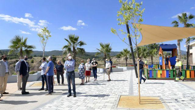 Una inyección de 250.000 euros para la renovación de las zonas verdes y aceras de Sangonera La Verde - 4, Foto 4
