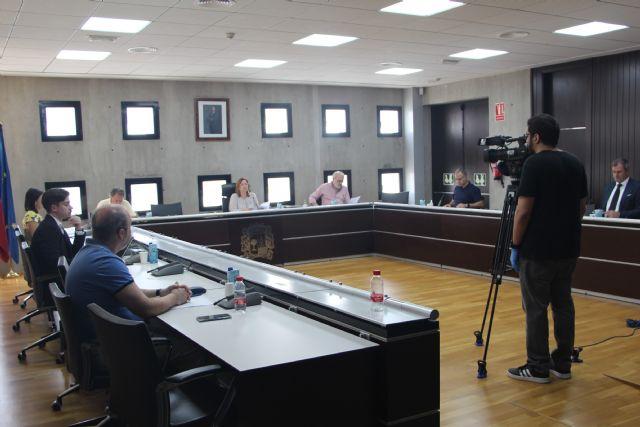El Pleno dota económicamente y avanza en las medidas del plan económico y social Reactivemos San Pedro - 1, Foto 1