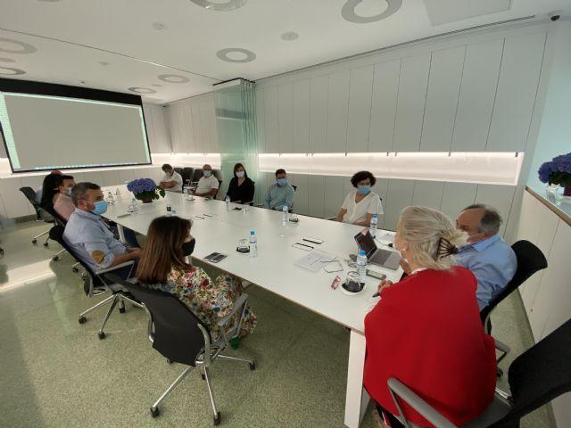 El grupo Caudal invertirá 25 millones de euros en ampliar una infraestructura que creará al menos 150 puestos de trabajo en Puerto Lumbreras - 3, Foto 3