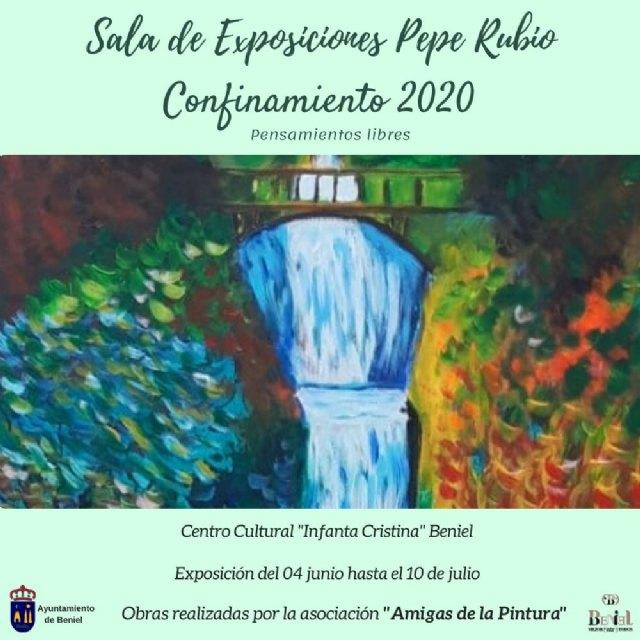 Exposición Confinamiento 2020-Pensamientos Libres - 1, Foto 1