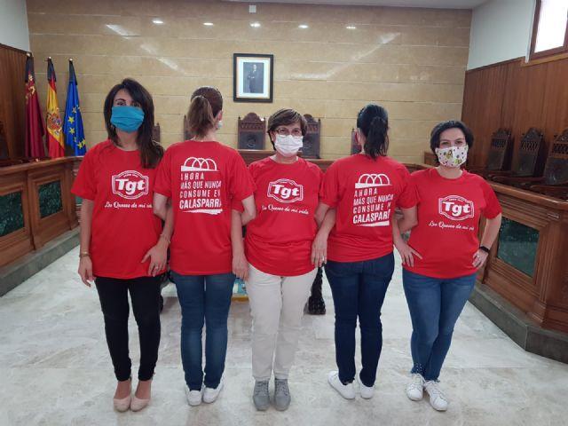 La empresa TGT apoya el consumo en Calasparra - 1, Foto 1