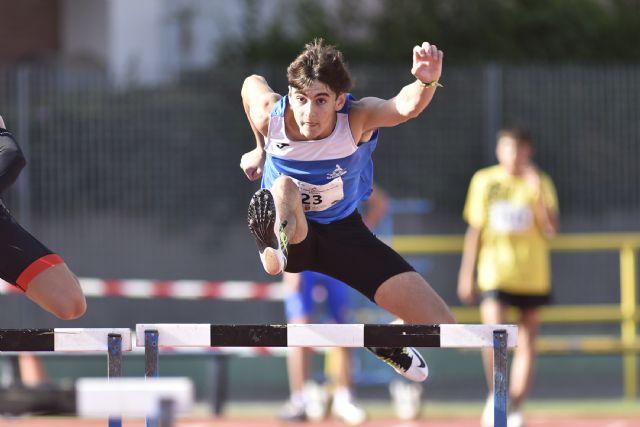Tres atletas del Club Atletismo Alhama al Federaciones Sub18, Foto 1