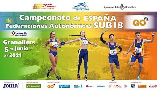 Tres atletas del Club Atletismo Alhama al Federaciones Sub18, Foto 4