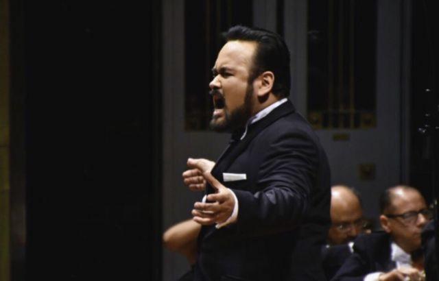 El tenor Javier Camarena actúa este martes con la Orquesta Sinfónica de la Región de Murcia en el Auditorio regional Víctor Villegas - 1, Foto 1