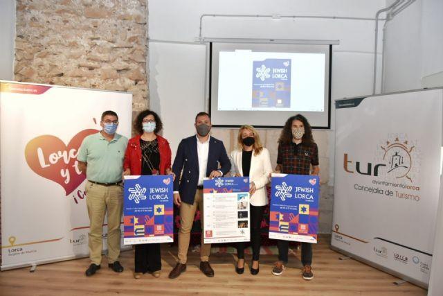 La Concejalía de Turismo presenta la VII edición del Festival de Cultura Contemporánea Judía ´Jewish Lorca´ - 1, Foto 1