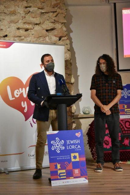 La Concejalía de Turismo presenta la VII edición del Festival de Cultura Contemporánea Judía ´Jewish Lorca´ - 2, Foto 2