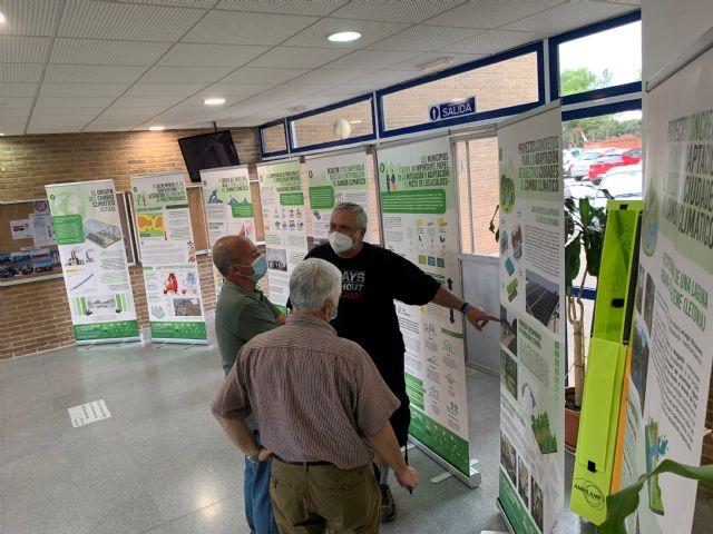 El IES Europa acoge la exposición Cambio Climático y proyecto LIFE ADAPTATE, dentro de las actividades del Mes del Medioambiente - 3, Foto 3