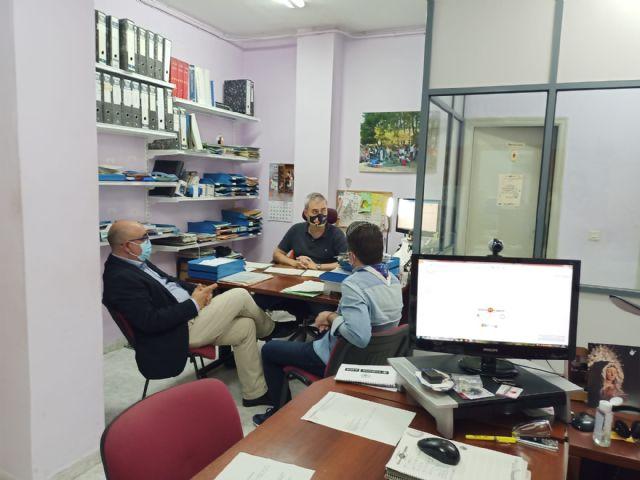 El Grupo Scout Ciudad del Sol de Lorca concede el Saludo Scout 2020 a Iniciativas el Gigante - 2, Foto 2