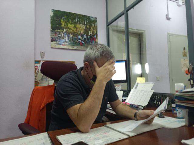 El Grupo Scout Ciudad del Sol de Lorca concede el Saludo Scout 2020 a Iniciativas el Gigante - 3, Foto 3