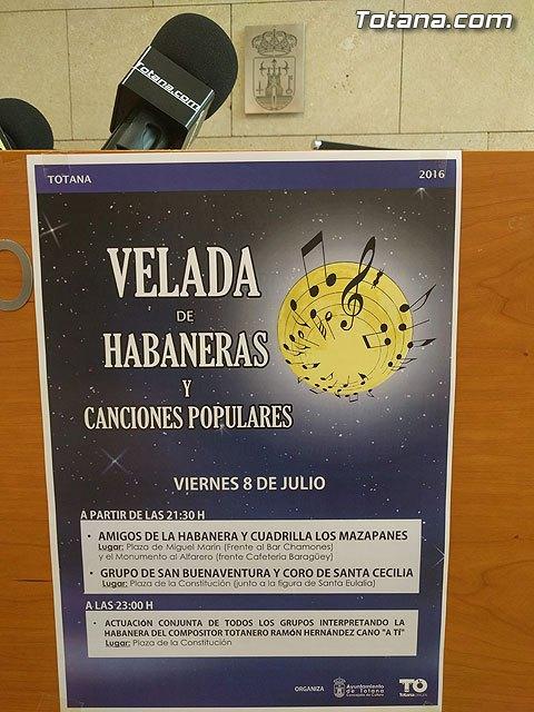 Este viernes 8 de julio tendrá lugar una Velada de Habaneras y Canciones Populares, Foto 6