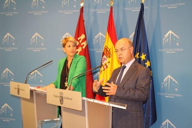 El Gobierno aprueba un proyecto de ley en beneficio de los municipios y para consolidar el crecimiento económico de la Región, Foto 1
