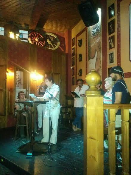 Finaliza con un recital de poesía el programa de actividades en favor de la tolerancia e igualdad del Colectivo LGTB, Foto 8
