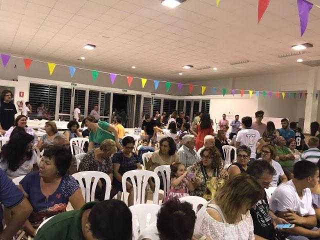 Autoridades municipales asisten al acto de clausura del curso escolar 2016/2017 de la Asociación de Amigos de la Música de El Paretón, Foto 6