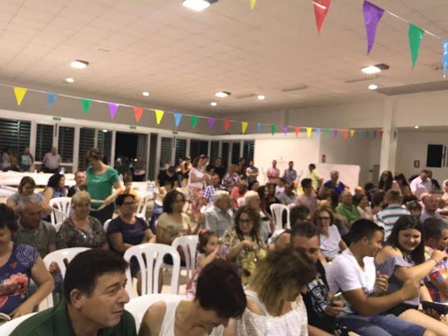 Autoridades municipales asisten al acto de clausura del curso escolar 2016/2017 de la Asociación de Amigos de la Música de El Paretón, Foto 7
