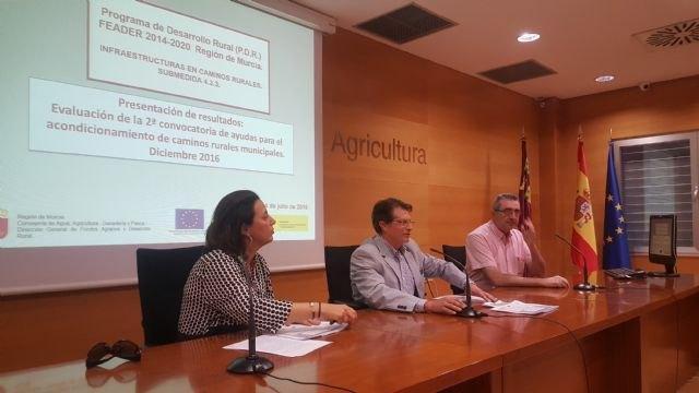 Agricultura asigna las obras de la segunda convocatoria de caminos rurales que contempla actuaciones en 33 municipios, Foto 2