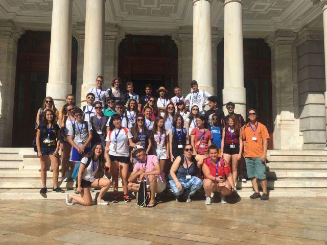 Jóvenes músicos de San Javier y de Italia ofrecerán mañana un concierto gratuito en Santiago de la Ribera - 1, Foto 1