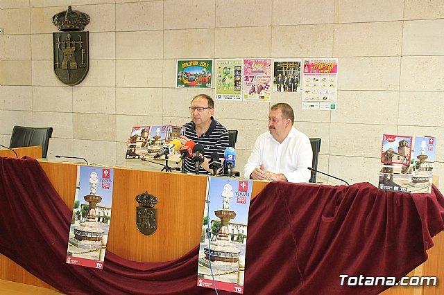 Se presenta el atractivo programa de actividades de las fiestas patronales de Santiago´2017, Foto 1