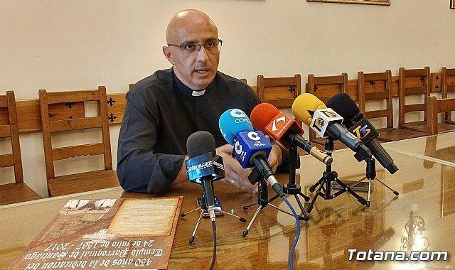 José Ruiz García, nuevo delegado de Enseñanza y de Catequesis, Foto 1