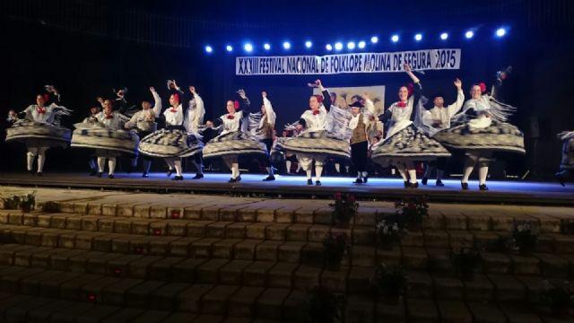 El grupo Coros y Danzas de Molina representa a la Región de Murcia en el 34° Festival Internacional de Cerdanyola del Vallés los días 7, 8 y 9 de julio - 1, Foto 1