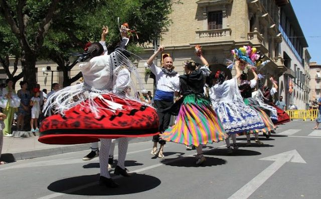 El grupo Coros y Danzas de Molina representa a la Región de Murcia en el 34° Festival Internacional de Cerdanyola del Vallés los días 7, 8 y 9 de julio - 2, Foto 2