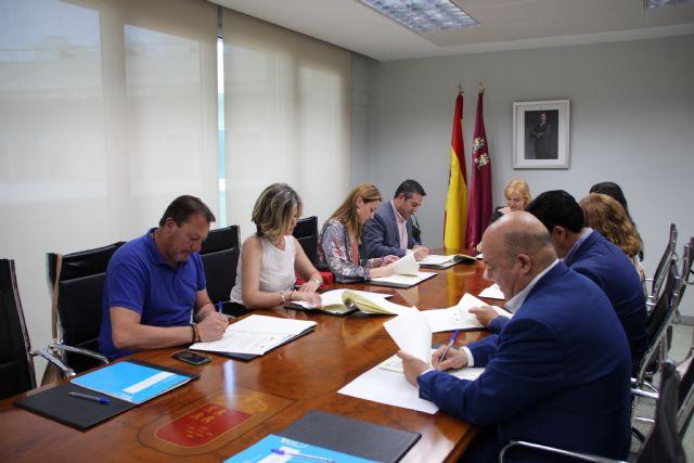 Alhama se adhiere al sistema SIUSS para la mejora asistencial de los usuarios de Servicios Sociales de Atención Primaria, Foto 1