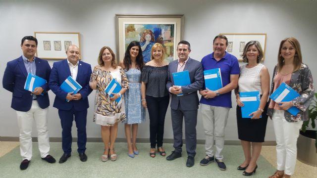 Alhama se adhiere al sistema SIUSS para la mejora asistencial de los usuarios de Servicios Sociales de Atención Primaria, Foto 3
