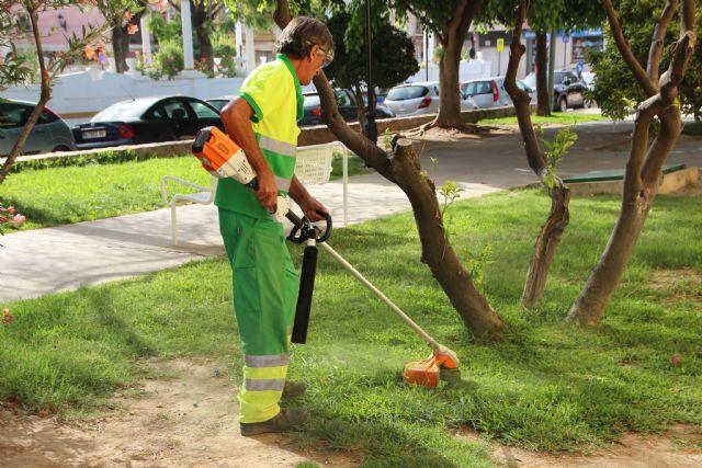 Nuevos vehículos y herramientas eléctricas para el cuidado de parques y jardines, Foto 2