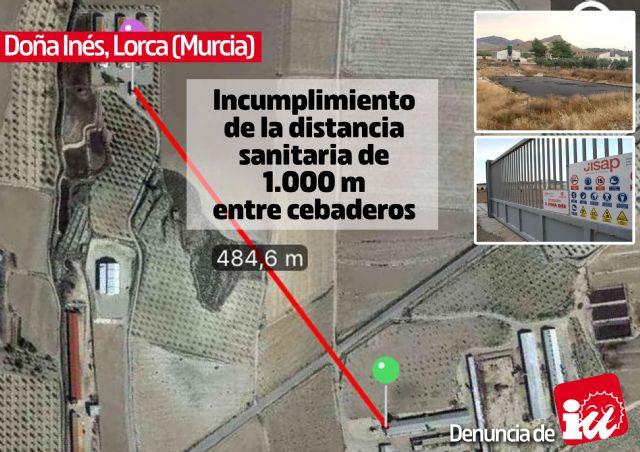 IU-Verdes muestra la otra cara de la ganadería intensiva en las Tierras Altas de Lorca - 3, Foto 3