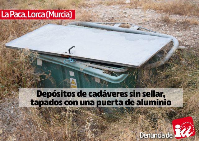 IU-Verdes muestra la otra cara de la ganadería intensiva en las Tierras Altas de Lorca - 4, Foto 4