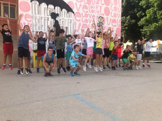 Torre Pacheco, Roldán, Balsicas, El Jimenado, San Cayetano y Dolores de Pacheco tienen en marcha Escuelas de Verano durante el mes de julio - 3, Foto 3