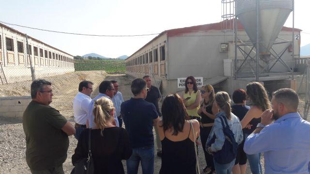 Los criadores de porcino de Lorca organizan una jornada de concienciación para dar a conocer la modernización de sus granjas - 1, Foto 1